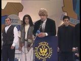 КВН-96 Гарик Мартиросян в роли Билла Клинтона :) Шикарный номер :)