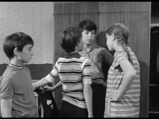 Тайна старой шахты / Az öreg bánya titka (1973) (приключения, семейный)