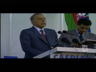 Müstəqilliyə Gedən yol(VI hissə).AR III Prezidenti Heydər Əliyev(1993-2003)..ƏSRİN MÜQAVİLƏSİ(20.09.2009)(