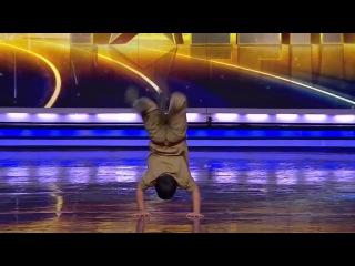 маленький танцующий индус