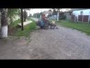 самодельный трактор уд-2