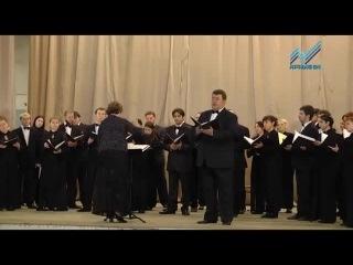 В Черкесске состоялся концерт Саратовского Губернского театра хоровой музыки