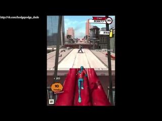 Spider-Man Unlimited играю #22 (мобильная версия) iOs