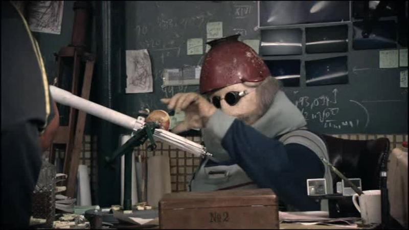 Ийон Тихий: Космический пилот - Ijon Tichy: Raumpilot s02e01 [2007] сезон 2 серия 1