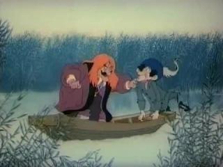 «Саффи» - мультфильм совместного производства Венгрии, Канады и ФРГ.