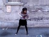 #Lindsey Stirling,очень #красиво #играет,просто #супер.