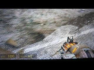 HL2 прохождение Окроева часть 19 . К МОСТУ !