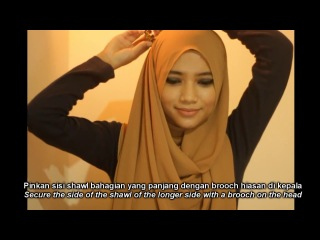2 Minutes Simple Everyday Hijab Style_HD