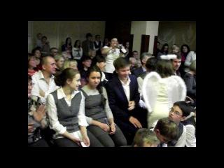 18.10.2014 Посвящение 5 классов и старших