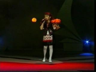 Уляна Фарина- Чорнобривці 2001р.