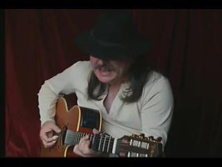 Игорь Пресняков, аккустическая гитара, кавер версия  Billie Jean