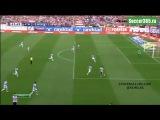 Видео обзор матча Атлетико - Малага (3-1)