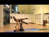 Акро-йога: Дабл Даши