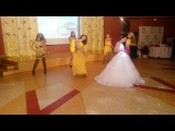 Свадебный танец невесты и подружек невесты)