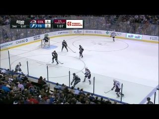 NHL 14/15, RS: Colorado Avalanche vs. Tampa Bay Lightning 17.01.2015 ч.2