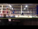 1 8 Финала 3 раунд Гусев Никита 1 бой Чемпионат Украины г Львов