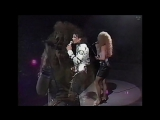 Michael Jackson & Sheryl Crow - I Just Cant Stop Loving You - Live at Wembley (1988)