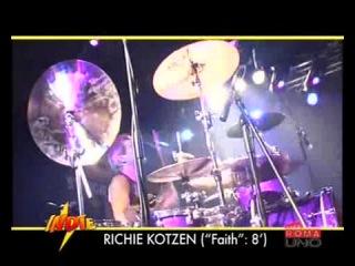 Richie Kotzen - Roma 02 Nov 2007