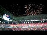 New Home of Spartak (Открытие Стадиона)