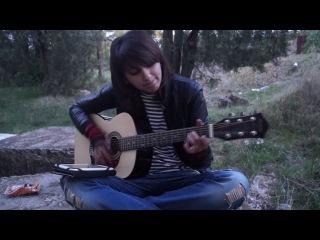 Би-2  -  Варвара  на гитаре.... моя кавер версия)
