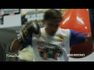 Gennady Golovkin training motivation