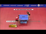 2014 Mens World Cup Highlights: MA Long vs APOLONIA Tiago (Quarter Final)