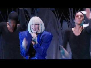 Lady Gaga - Applause (live) VMA's 2013 HD