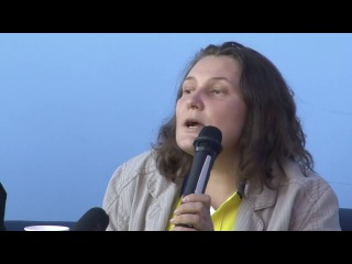 ЛЮСТРАЦИЯ (made in UKRAINA). Татьяна Монтян о новой власти. (10.09.14)