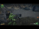 Warhammer 40,000- Eternal Crusade - First look at the Space Marine Model, Assault Class, Devastat…