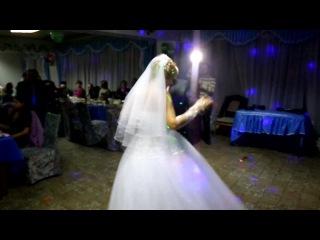 невероятно красивый свадебный танец отца и дочери на свадьбе г Кличев