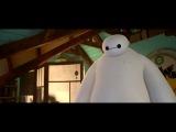 Город героев(2014) - «Привет! Меня зовут Бэймакс»отрывок на русском