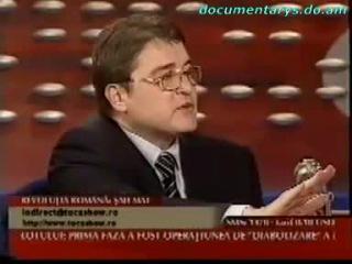 """26.02.2004 - Documentarul Arte """"Revoluţia română- şah mat_"""