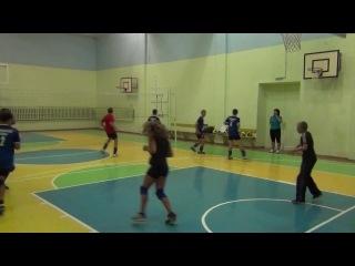 Тренировка волейбол ДЮСШ.Кошки