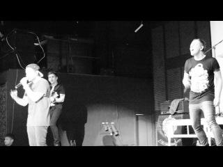 Anacondaz Golden vobla Live Владивосток San Remo Hall 29 11 14