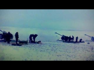 Донецьк 12 01 2015 Бойовики обстрілюють Militians стрільби