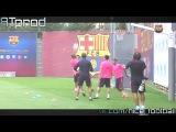 Messi,Neymar and Mascherano Basket `by ATprod.