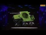 Дозорно-боевая бронированная машина JAGUAR EBRC .