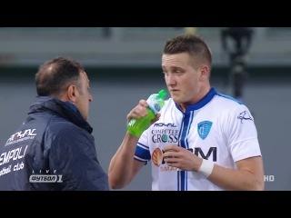 Кyбок Итaлuu 2014-15 / Coppa Italia / 1/8 фuнала / Poма - Эмполu / Доп. время [720p HD]