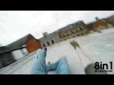 Смертельный паркур - трейсер против зомби / Dying Light Parkour : Parkour vs Zombies / короткометражный фильм