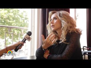 Interviu Lara Fabian in exclusivitate pentru MagicFM