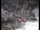 водопад Маманя (р. Кутсайоки. Кольский п-ов)