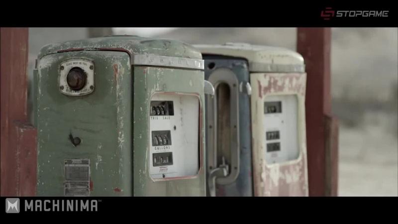 Фоллаут Ядерный перекур / Fallout Nuka Break - [Красная звезда] - [Озвучка STOPGAME]