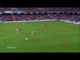 Ла Лига 2014/15. 13 тур. Валенсия - Барселона. 1 тайм.