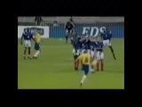 Феноменальный гол Роберто Карлоса!