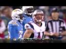 American football, NFL  2014, week 14, Patriots vs Chargers (part 1)