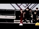 [Fancam] 140823 BTS - Boy in luv (Jin focus) @ Kia Experience Sharing Concert