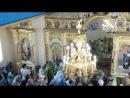 Виноградівський Свято Семенівський монастир 14 09 2014