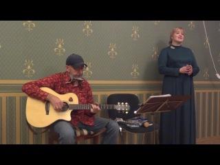 Галина Семизарова и дуэт АкваЛибра (Мурат и Татьяна Елекоевы)