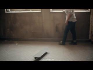 Танец на скейтборде. Kilian Martin