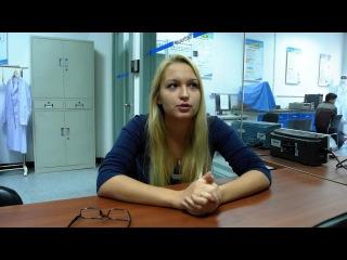 Как российские студенты обучаются в Китае (г. Далянь, университет NEUSOFT)